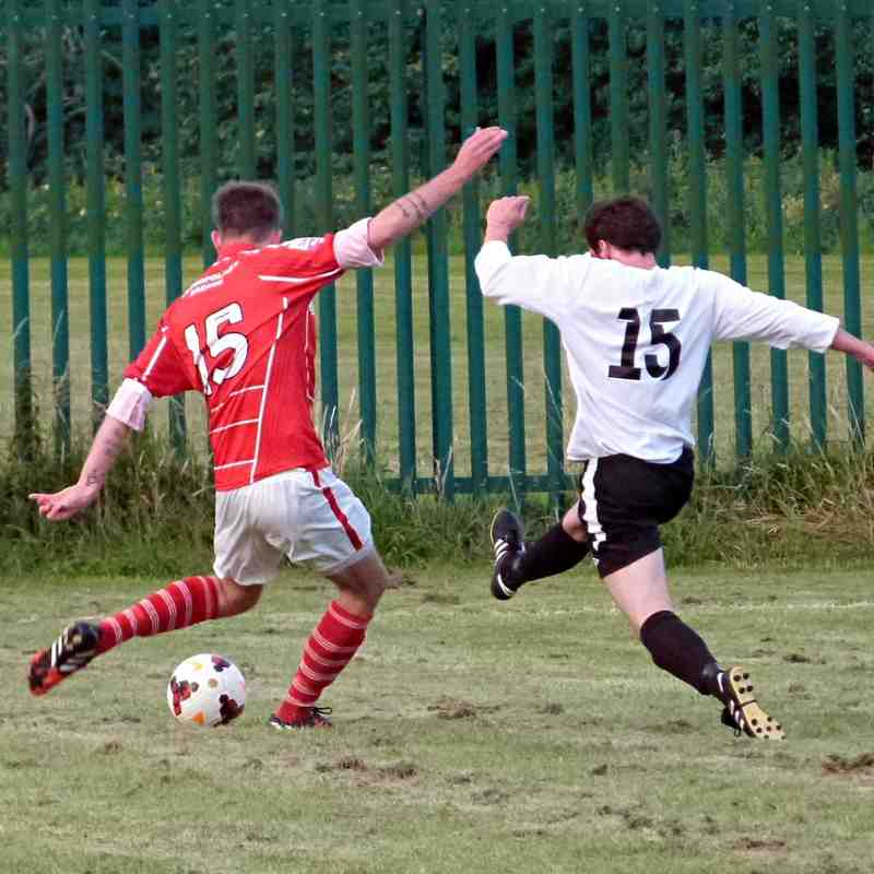 Reserves v. Netherall - Thu 30 July 15