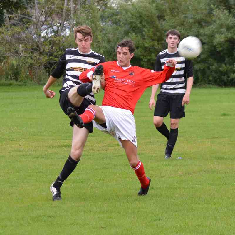 Reserves v. Wigton - Thu 13 Aug 2015