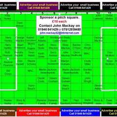 Borough Park pitch sponsorship