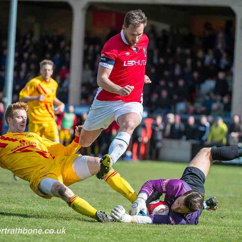 Salford City v. Workington AFC - Sat 30 Apr 2016