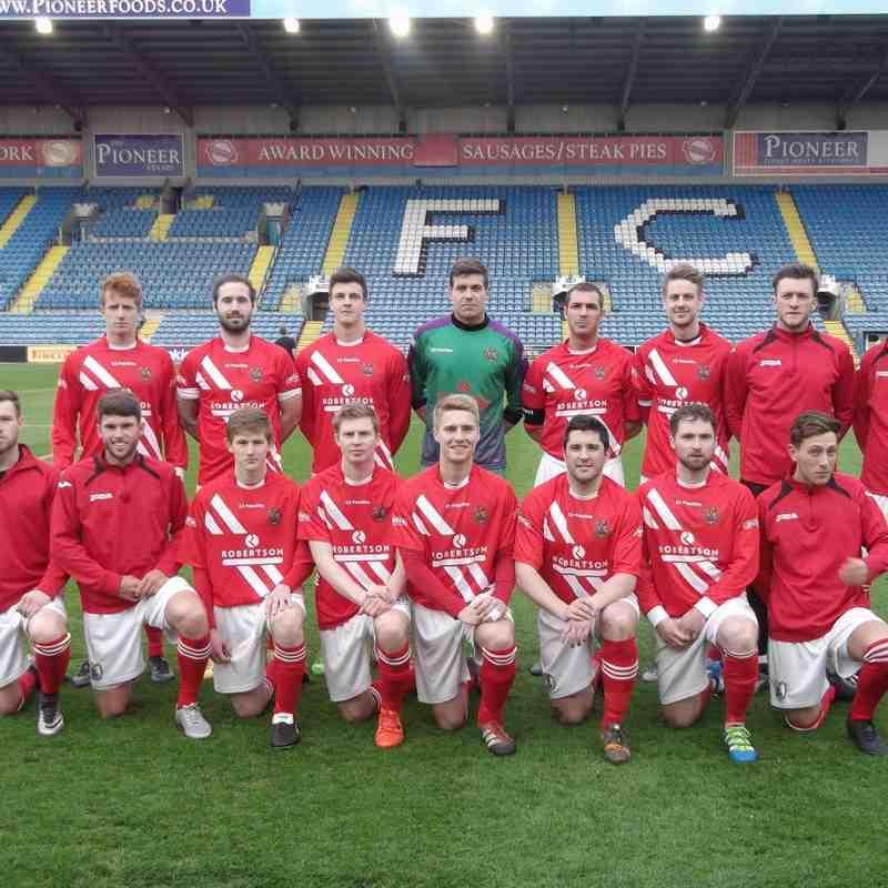 Aspatria FC v. Workington AFC - Tue 3 May 2016