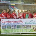 Cumberland Cup action
