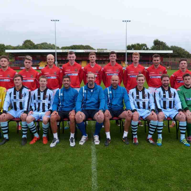 Workington AFC 2016/17