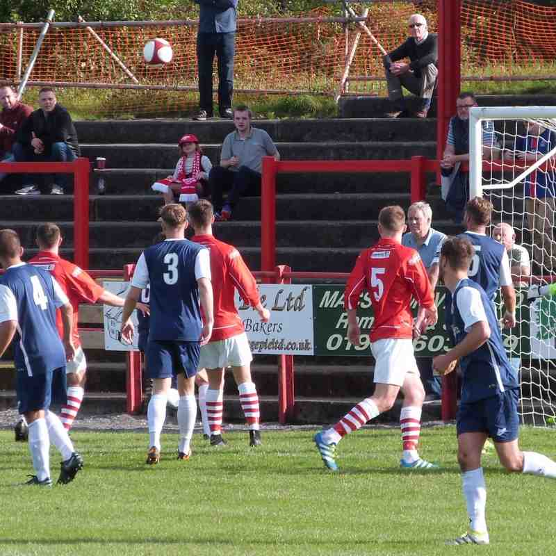 Workington AFC v. Shildon AFC - Sat 17 Sep 2016