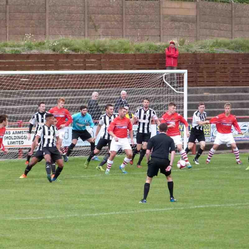 Workington AFC v. Grantham Town - Sat 24 Sep 2016