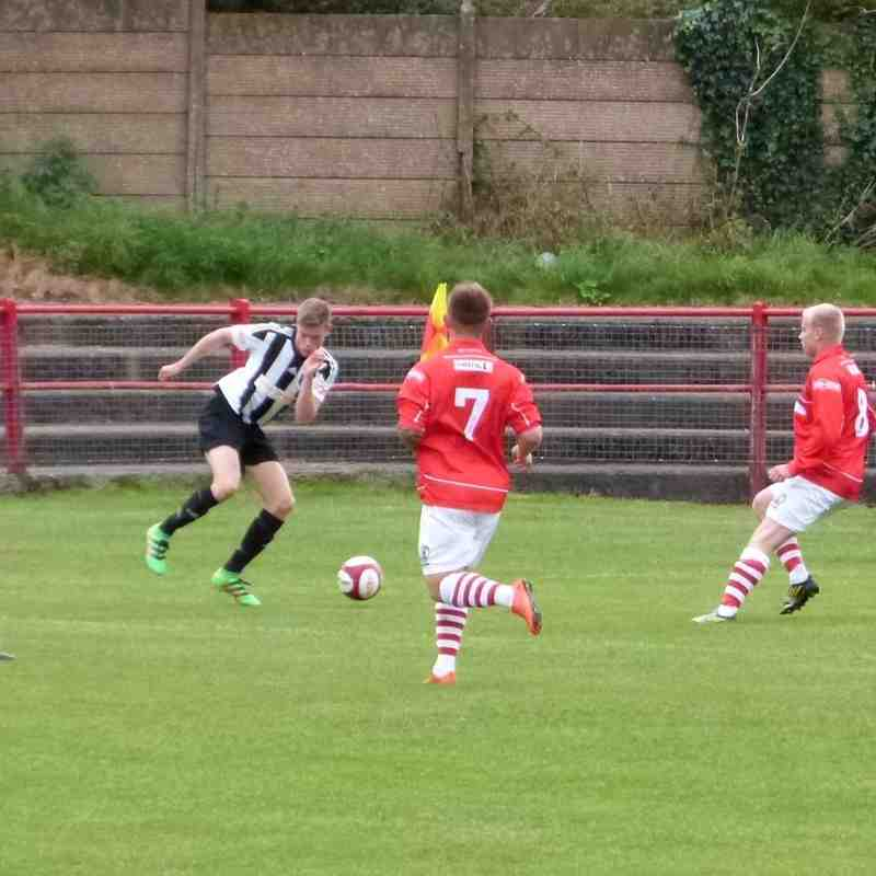 Workington AFC v. Grantham Town - Sat 24 Sep 2016