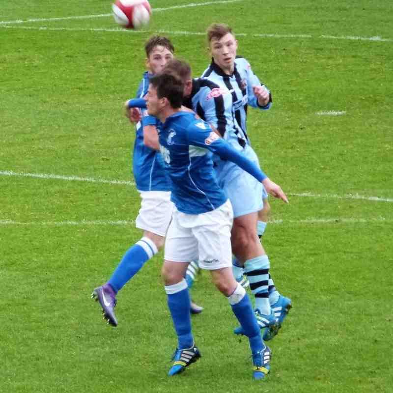 Matlock Town v. Workington AFC - Sat 01 Oct 2016