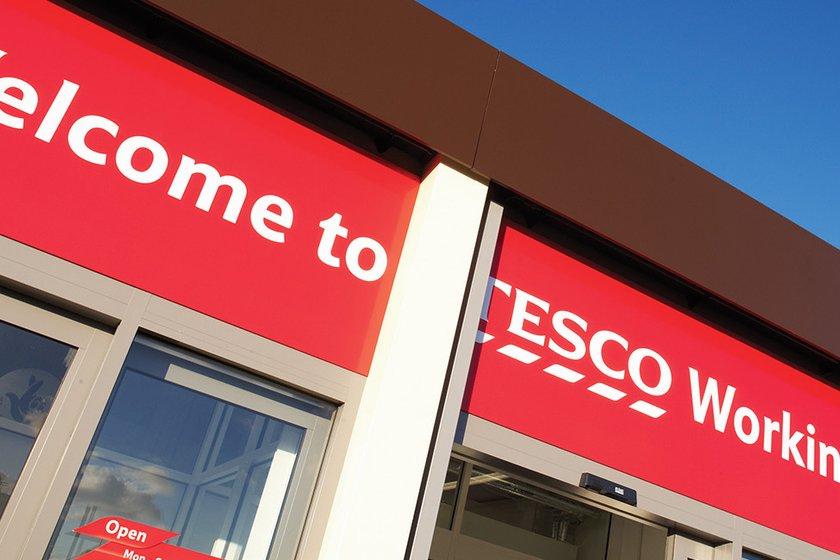 Sponsorship with TESCO