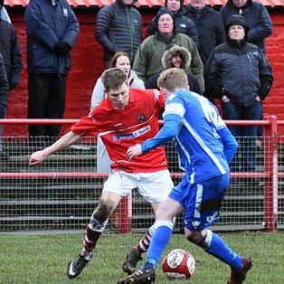 Tinnion inspires fifth successive home win