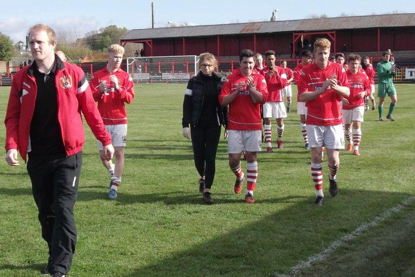 Royals rejoice as Reds reflect on trip to Amblecote.