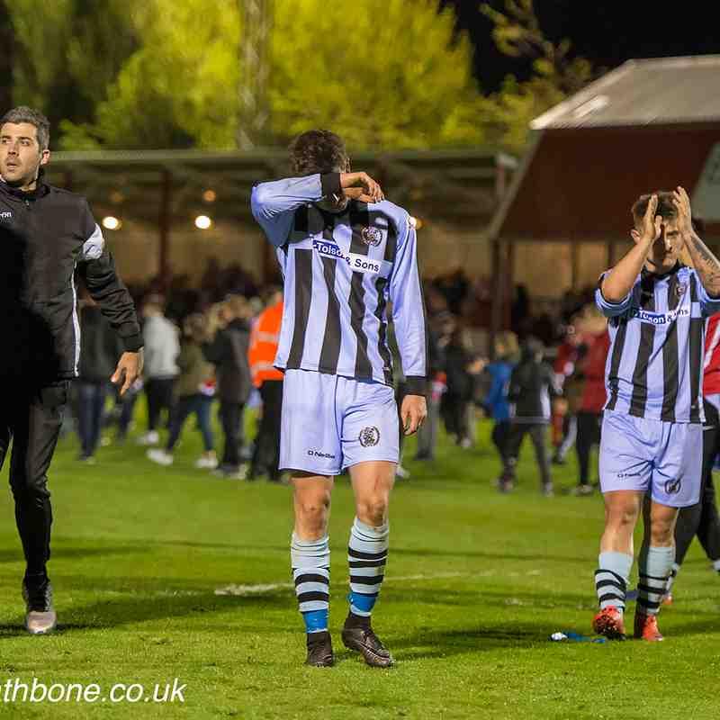 Stourbridge FC v. Workington AFC - Mon 24 Apr 2017