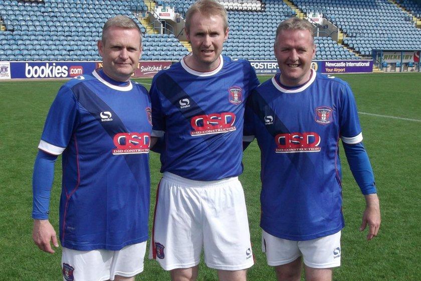 Carlisle United Old Boys   7   Workington Reds Old Boys   6