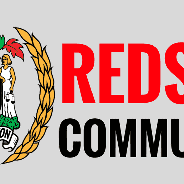 Reds in the Community events