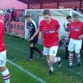 Joel brace secures Reds victory