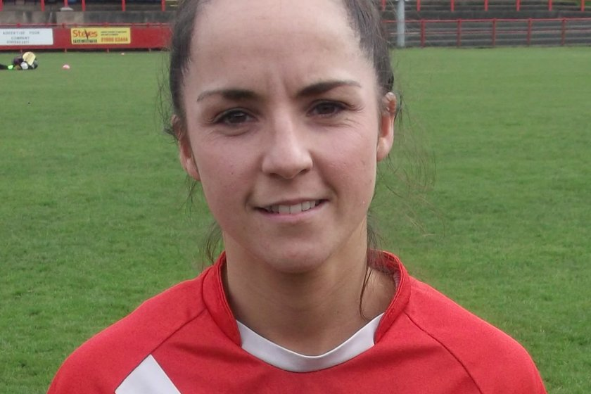 Ladies lose out in Cup clash