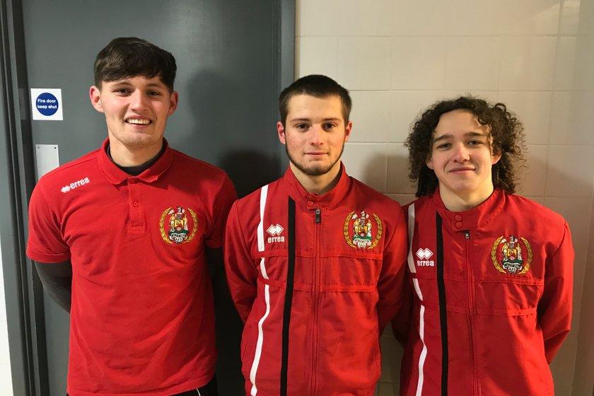 Reds U18's see off Maryport