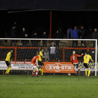 Below par Reds secure victory