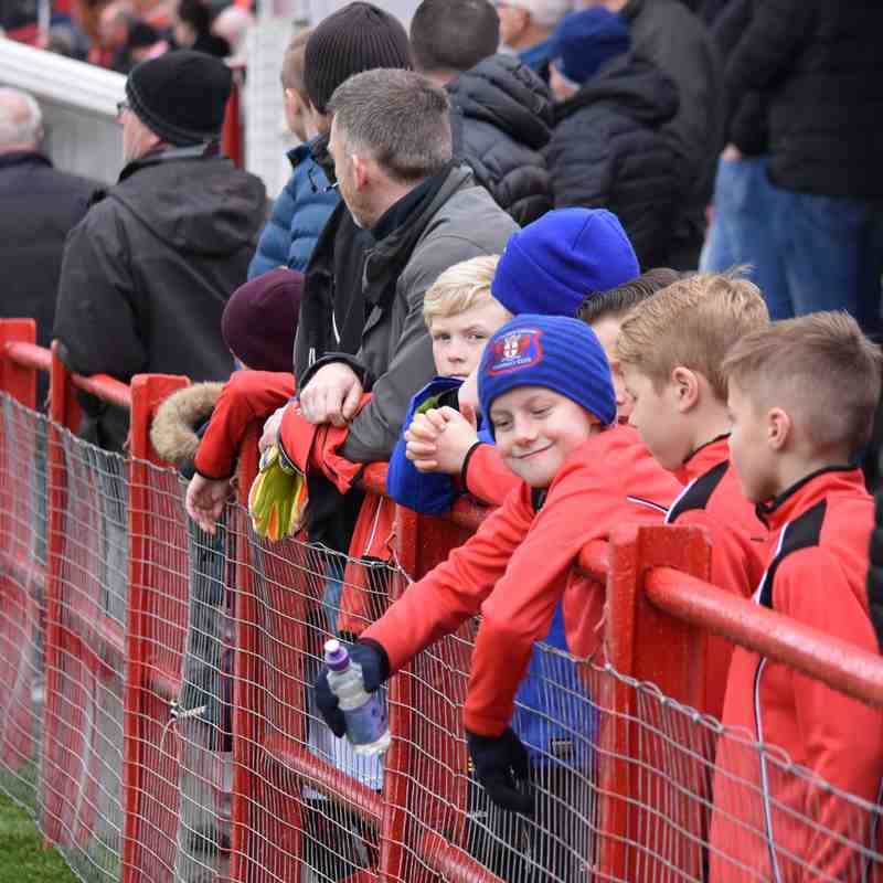 Workington AFC v. Stalybridge Celtic - Sat 10 Mar 2018 (Ben Challis)