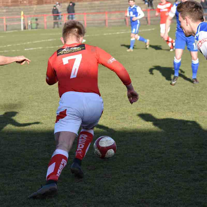 Workington AFC v Buxton - Sat 17 Mar 2018 (Ben Challis)
