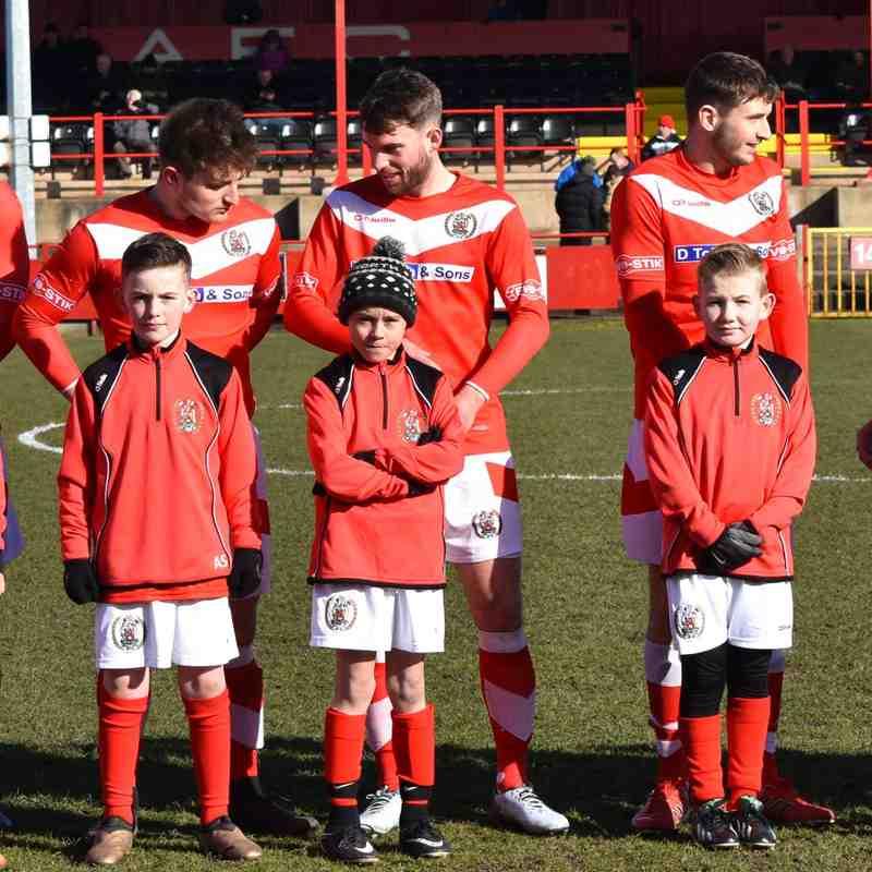 Workington AFC v Buxton - Sat 17 Mar 2018 (Ben Challis)