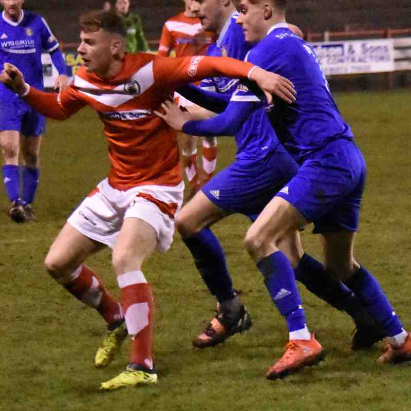 Workington AFC v. Farsley Celtic - Tue 10 Apr 2018 (Ben Challis)
