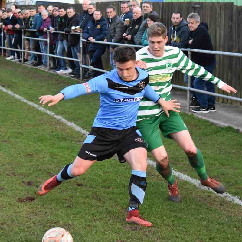 Cleator Moor Celtic v. Workington AFC - Wed 18 Apr 2018 (Ben Challis)