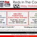 May Holiday Camps