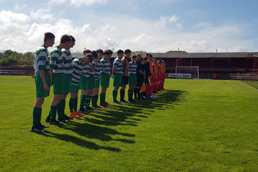West Cumbria Youth League finals day