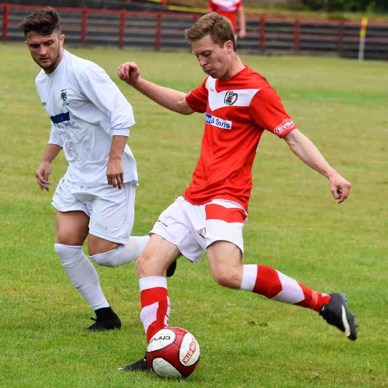 Workington AFC v. Consett AFC -Sat 21 July 18 (Ben Challis)