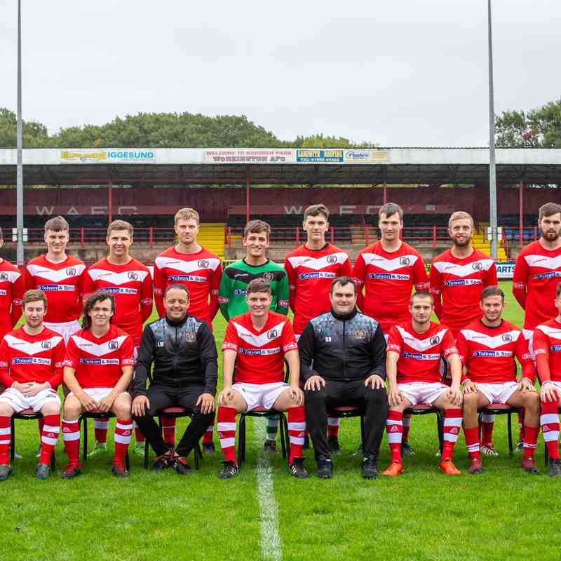 Workington Reserves 18/19