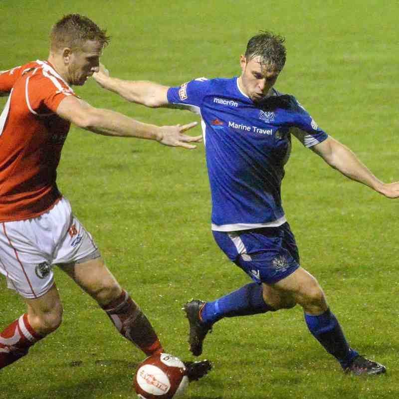 Workington AFC v. Marine FC - Tue 25 Sep 2018 (Ben Challis)