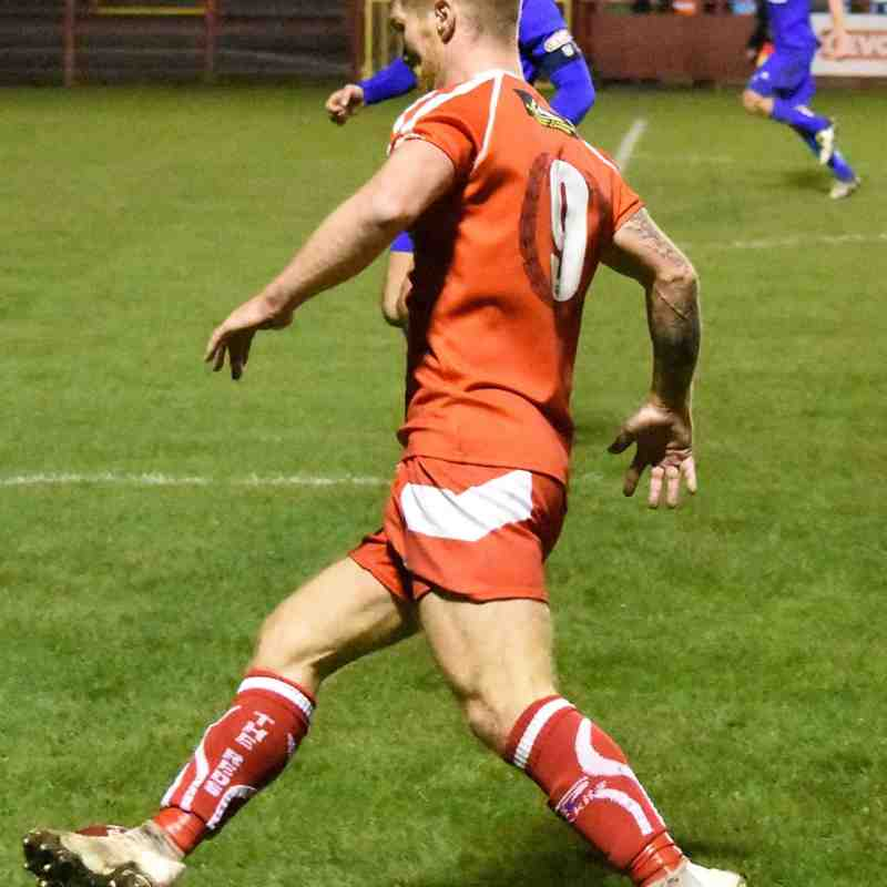 Workington AFC v. Farsley Celtic - Tue 23 Oct 18 (Ben Challis)