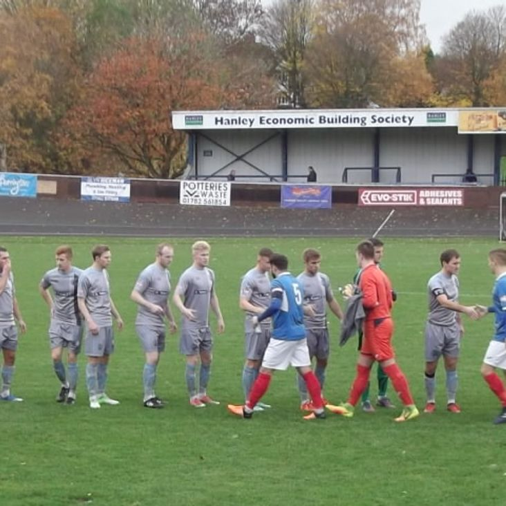 Away tie for winners<
