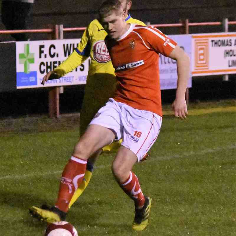 Workington AFC v. Newcastle Town - Tue 13 Nov 2018 (Ben Challis)