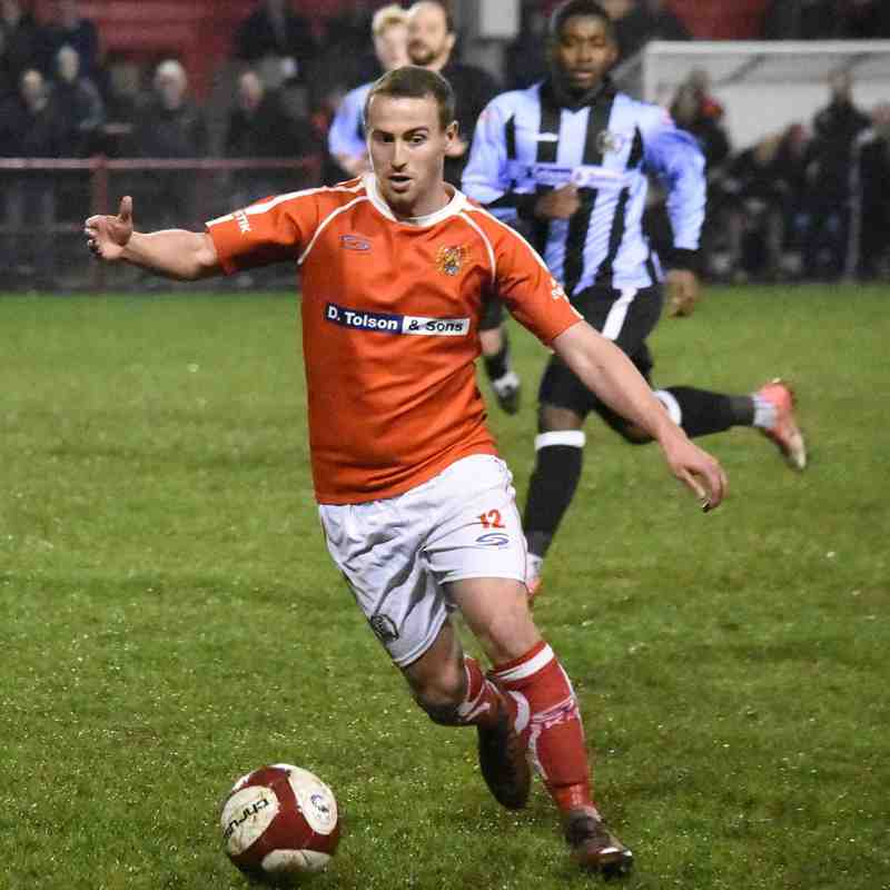Workington AFC v. Hednesford Town - Sat 01 Dec 2018 (Ben Challis)