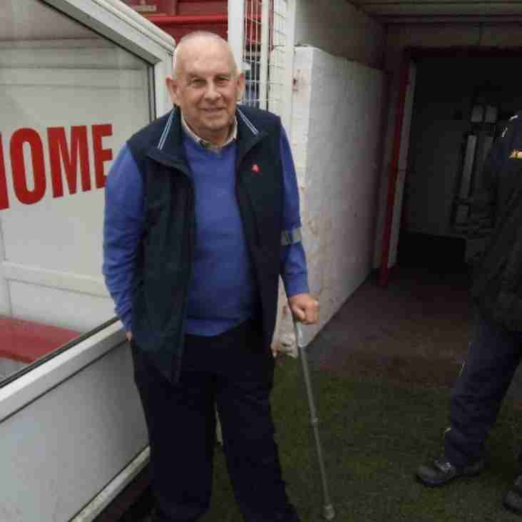 Sixties star pays a visit