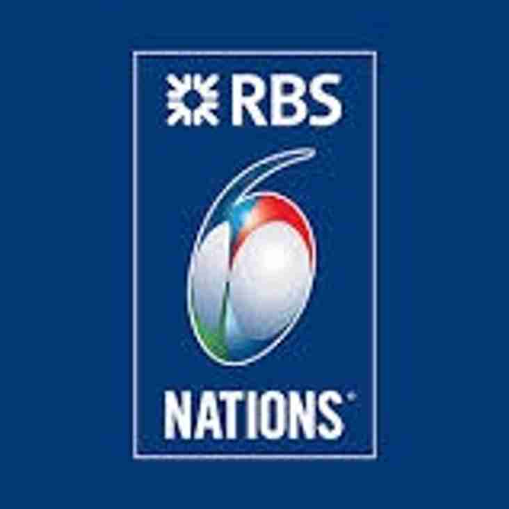 6 Nations home fixtures tickets available