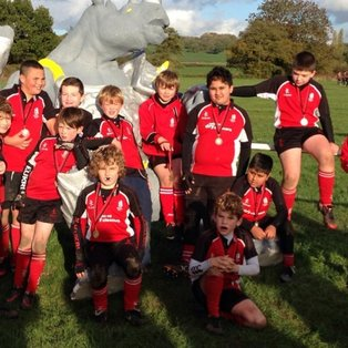 Walsall take 2nd place in Festival