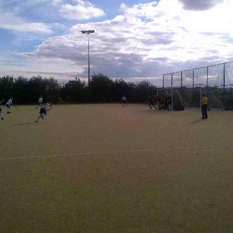 Wootton Wanderers Mens 2's vs Kettering