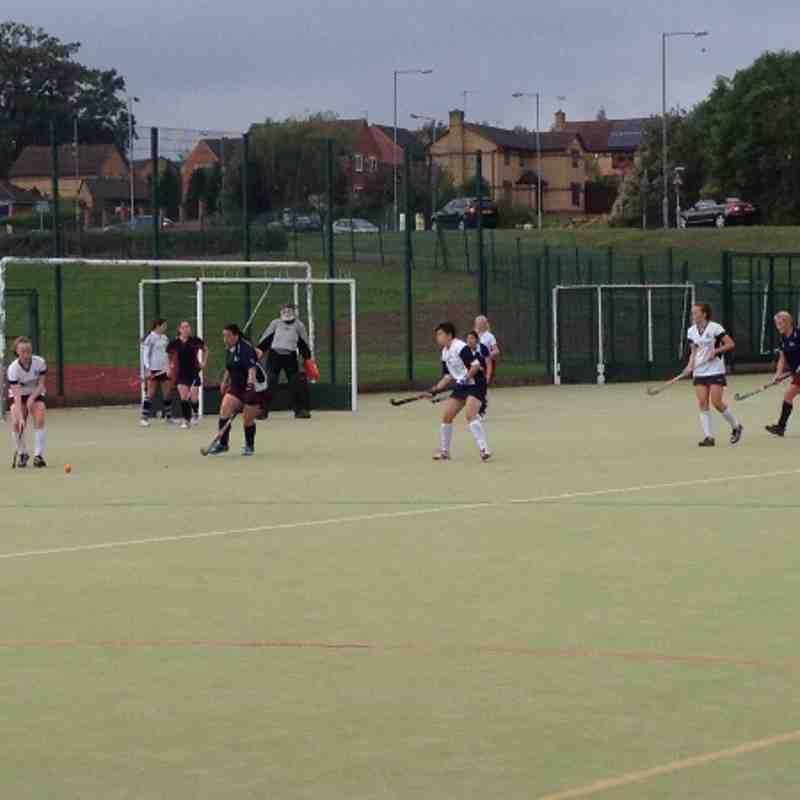 Wootton Wanderers Ladies vs Kettering 3's Ladies