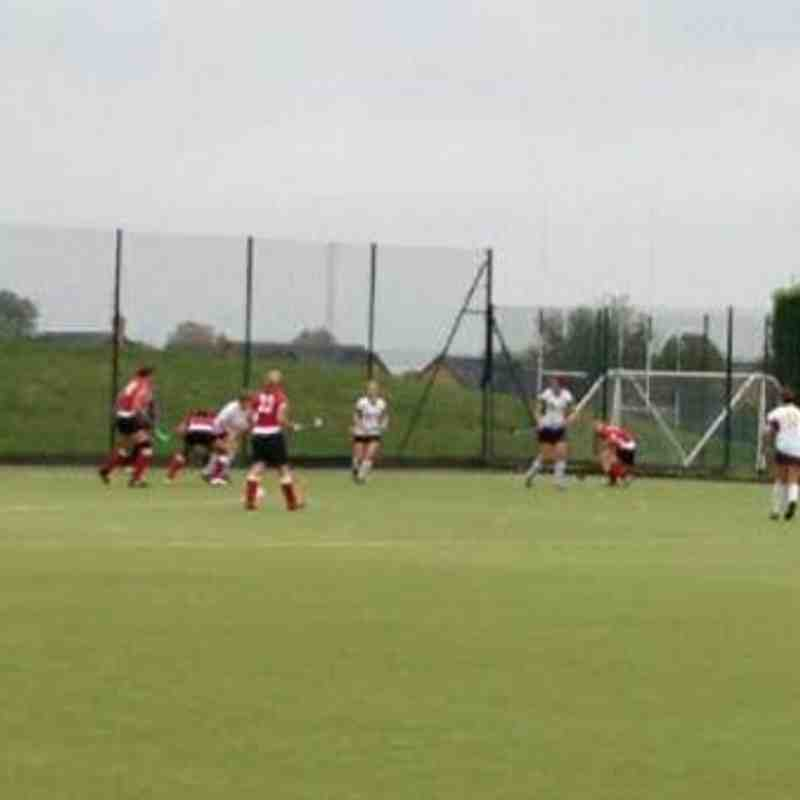 Wootton Wanderers Ladies vs Oundle Ladies 1's