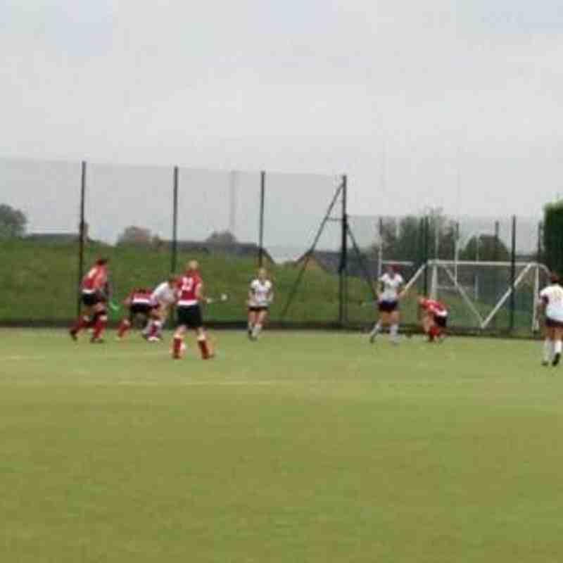 Wootton Wanderers Ladies vs Oundle Ladies 1's