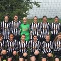 Ladies concede late goal in first cup final