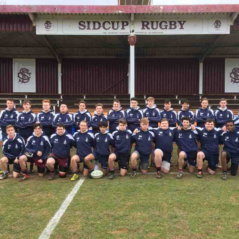 Sidcup 16s