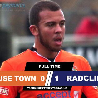 Brighouse Echo - Brighouse Town 0-1 Radcliffe FC