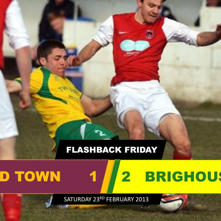 FLASHBACK FRIDAY | A Look Back At This Week In The Clubs History<