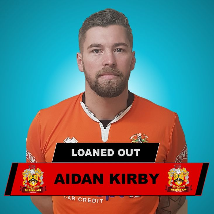 ANNOUNCEMENT - Silsden Capture Kirby On Loan<