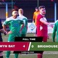 Brighouse Echo - Colwyn Bay 4 - 0 Brighouse Town AFC