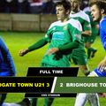 Harrogate Town U21 3-2 Brighouse Town U21