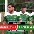 Scarborough Athletic 4 Brighouse Town 0